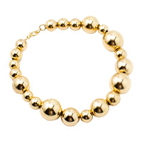 Gold Beaded Bracelet | Gold Bead Collection | Handmade Fashion Jewelry | Wholesale | Marli and Lenny