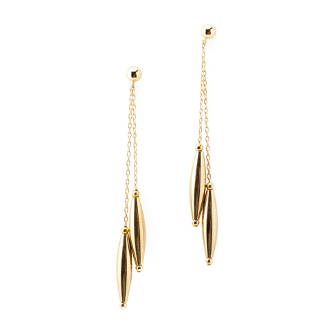 Double Drop Earring