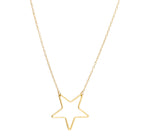Single Star Chain | Stars Collection | Handmade Fashion Jewelry | Wholesale | Marli and Lenny