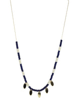 X Long Tribal Necklace | Tribal Collection | Handmade Fashion Jewelry | Wholesale | Marli and Lenny