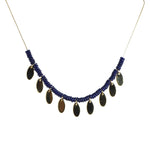 Short Tribal Necklace | Tribal Collection | Handmade Fashion Jewelry | Wholesale | Marli and Lenny