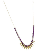 Long Tribal Necklace