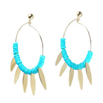 Large Hoops | Tribal Collection | Handmade Fashion Jewelry | Wholesale | Marli and Lenny