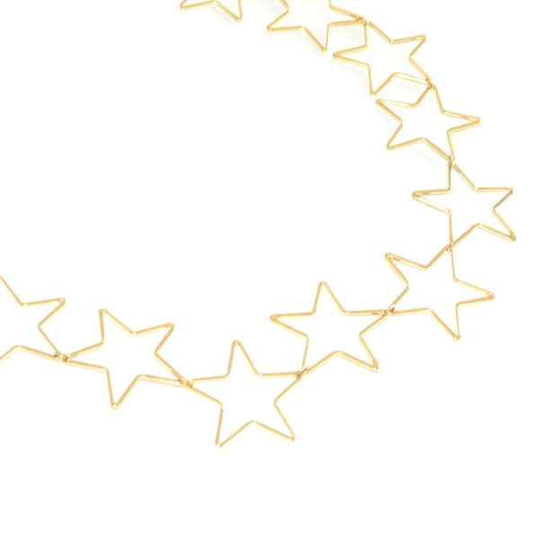 Short Star Necklace | Stars Collection | Handmade Fashion Jewelry | Wholesale | Marli and Lenny