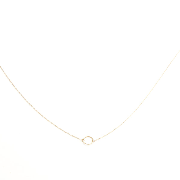 Small Single Ring Chain