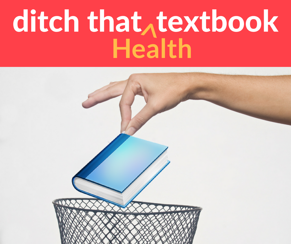 Ditch the Textbook: Health Education in the Flipped Classroom