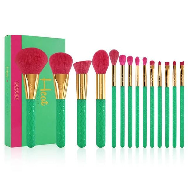 Softer Touch Professional Makeup Brushes Set