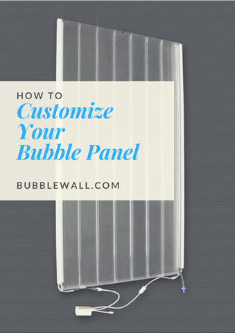 customize your bubble panel