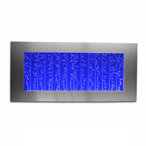 500WM Wall Mounted Bubble Wall With LED Lights