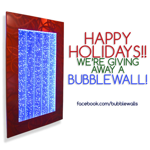 Bubble Wall Giveaway
