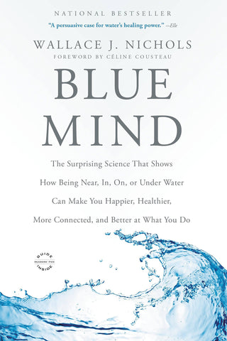 Blue Mind Book Cover