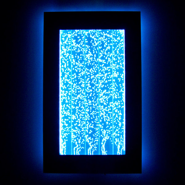 """Led Wall Light Feature: 300WM 30"""" Wall Mount Bubble Wall LED Indoor Fountain Water"""