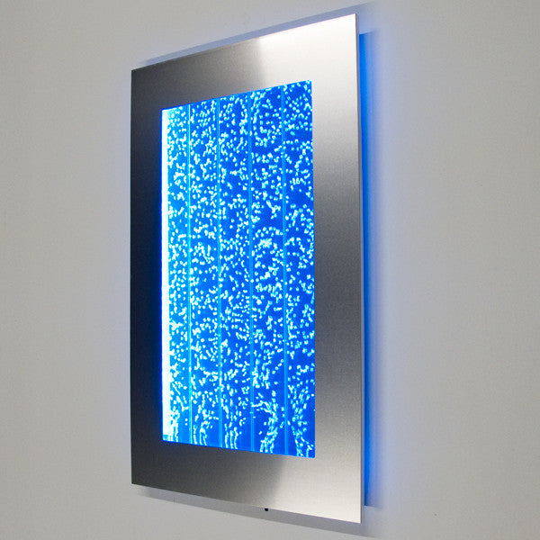 300wm 30 Quot Wall Mount Bubble Wall Led Indoor Fountain Water
