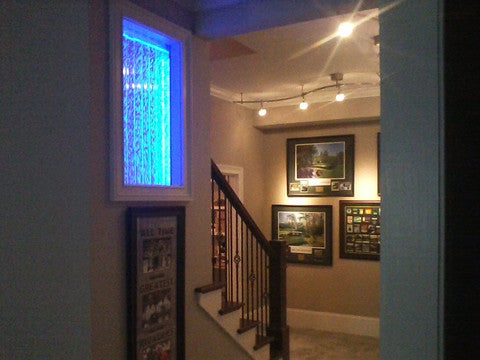 diy led home lighting. Simple Home Large DIY Bubble Panel Custom LED Wall For Installation Throughout Diy Led Home Lighting