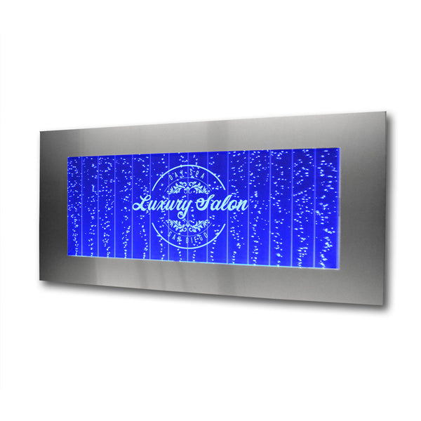 Custom Bubble Wall with Business Logo - 500LE
