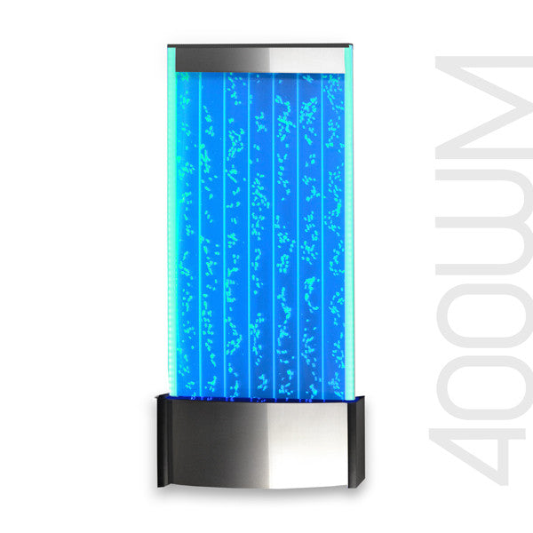 Wall Mount Led Bubble Panel Indoor Fountain Water Feature