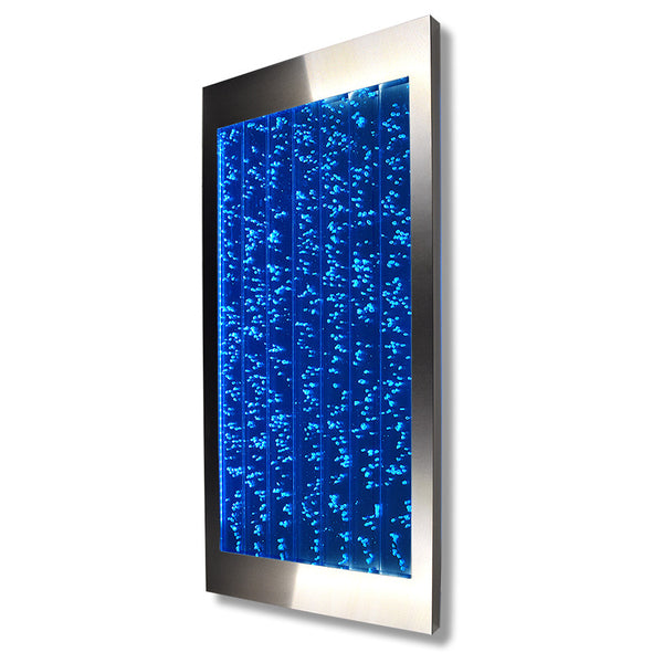 "Vertical Wall Mount LED Bubble Panel 45"" 550WM"