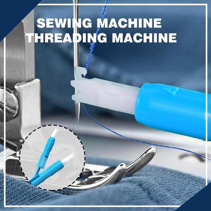 Hot Sale Today 50% DISCOUNT!£© Sewing Machine Threading Machine