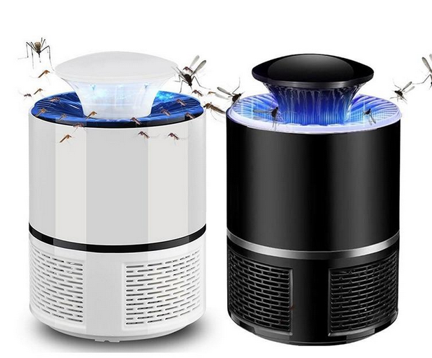 Mosquito Trap X? - USB Powered LED Mosquito Killer Lamp [Quiet + Non-Toxic] - CHOIES SHOP