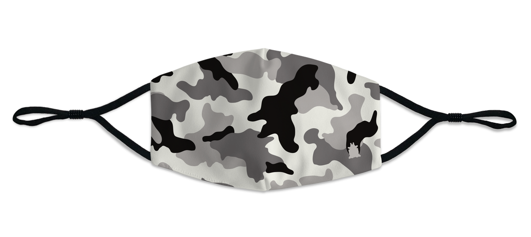 MASQUE ARMY CAMO GRIS