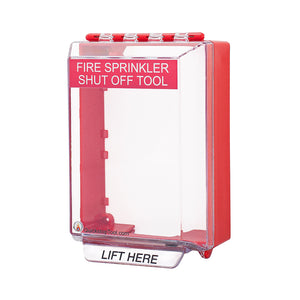 Sprinkler Stopper Wall Mount Case
