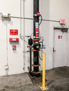 Fire Sprinkler Stopper Tool + Wall Mount Combo in Fire Station