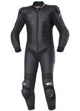 Held Slade 1-Piece Mens Leather Suit - Black - Urban Nomads Motorcycle Clothing