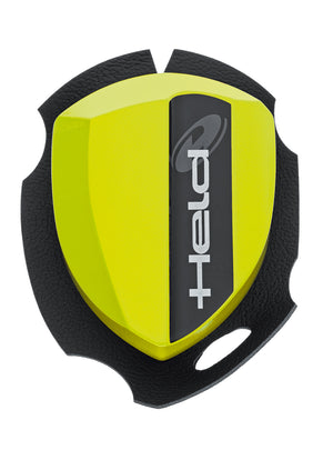 Held Timber Knee Slider Pair - Fluo Yellow - Urban Nomads Motorcycle Clothing