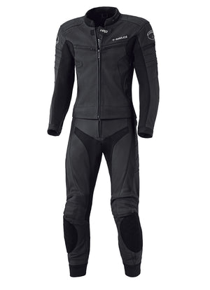 Held Spire 2-Piece Mens Leather Race Suit - Black - Urban Nomads Motorcycle Clothing