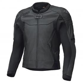 Held Street 3.0 Sports Leather Jacket - Black - Urban Nomads Motorcycle Clothing