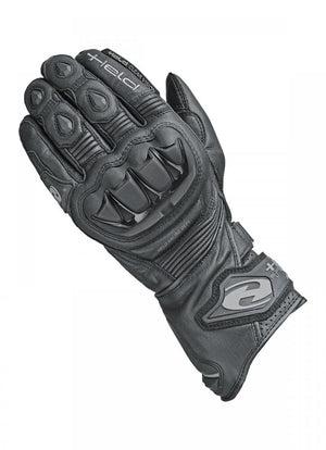 Held Evo Thrux 2 Leather Glove - Black/White - Urban Nomads Motorcycle Clothing
