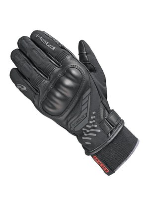 Held Madoc GORE-TEX Waterproof Gloves - Black - Urban Nomads Motorcycle Clothing