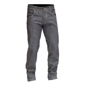 Route One Brooklyn Waterproof Jean - Grey - Urban Nomads Motorcycle Clothing
