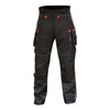 Merlin Carbon Waterproof Trouser - Black - Urban Nomads Motorcycle Clothing