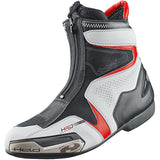 Held Short Lap Short Sports Boot - Black/White/Red - Urban Nomads Motorcycle Clothing