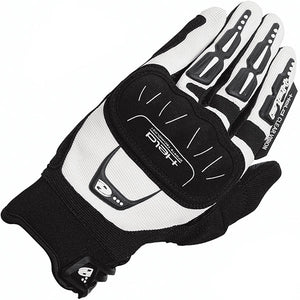 Held Backflip Mesh Motorcross Gloves - Black/White - Urban Nomads Motorcycle Clothing