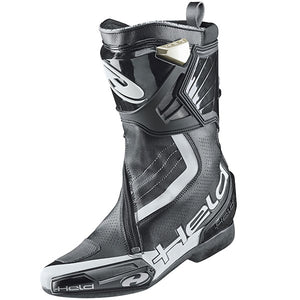 Held Newton Sports Boot - Black/White - Urban Nomads Motorcycle Clothing