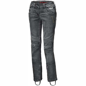 Held Road Queen Ladies Armalith Riding Jean - Grey - Urban Nomads Motorcycle Clothing