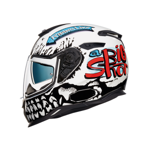 Nexx SX.100 Helmet - Big Shot - Urban Nomads Motorcycle Clothing