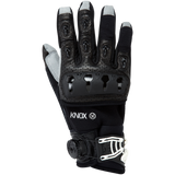 Knox Orsa Textile Off-Road/Enduro Style Gloves - Grey - Urban Nomads Motorcycle Clothing