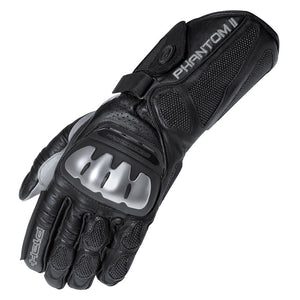 Held Phantom 2 Leather Sports Gloves - Black - Urban Nomads Motorcycle Clothing