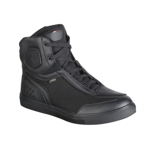 Dainese Street Darker GORE-TEX Urban Riding Shoe - Black - Urban Nomads Motorcycle Clothing