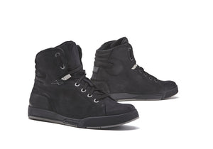 Forma Swift Dry Urban Waterproof Boots - Black - Urban Nomads Motorcycle Clothing