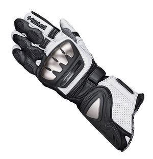 Held Titan Evo Leather Race Glove - Black/White - Urban Nomads Motorcycle Clothing