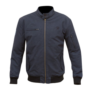 Merlin Wesley Harrington Summer Jacket - Navy - Urban Nomads Motorcycle Clothing