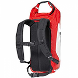 Held Zaino Waterproof Roll Top Rucksack - Red - Urban Nomads Motorcycle Clothing