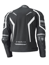 Held Blaze Summer Textile Jacket - Black/White - Urban Nomads Motorcycle Clothing