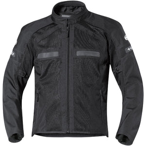 Held Tropic 2 Mesh Summer Jacket - Black - Urban Nomads Motorcycle Clothing