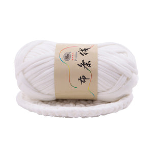 Cotton Wool Knitting Yarn 1Pc