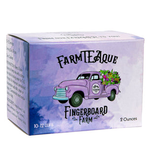 Fingerboard Farm Farmteaque Sleepy Time Hemp Tea